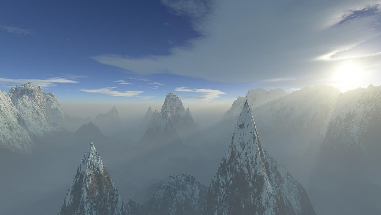 LinkedIn Mountains